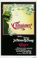 Chinatown 1974 LINEN BACKED