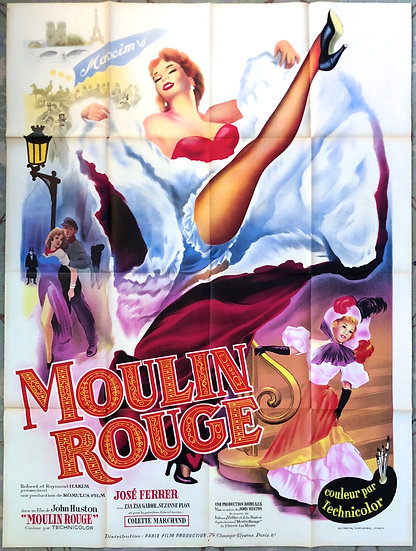 Moulin Rouge 1953