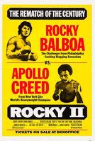 Rocky II 1979 LINEN BACKED