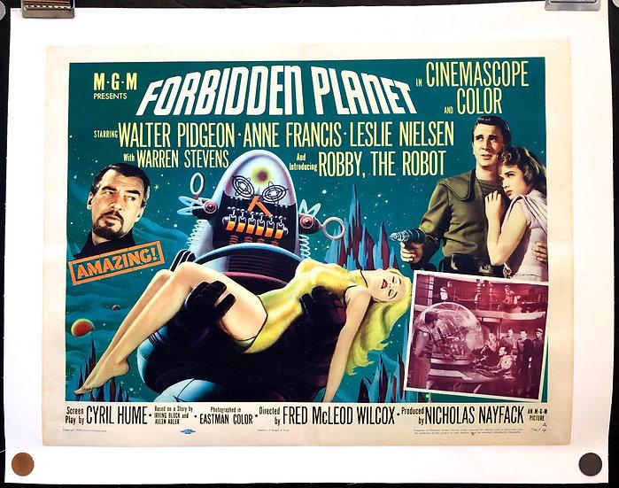 Forbidden Planet 1956 - SOLD