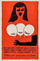 One, Two, Three 1961 Linen Backed