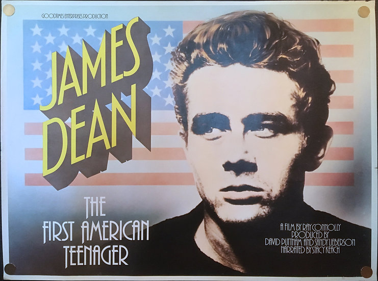 James Dean The First American Teenager 1975
