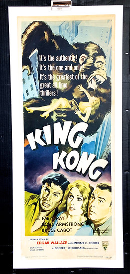 King Kong 1933 (1956 Re-release)