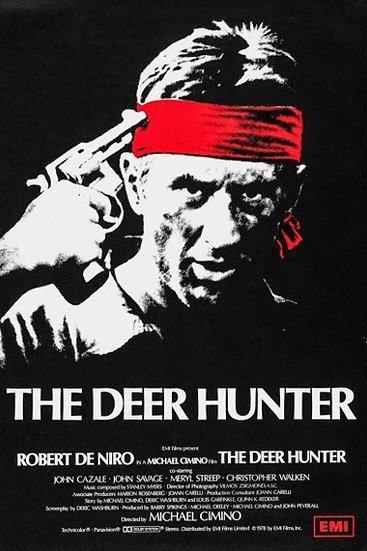 The Deer Hunter 1978 - SOLD