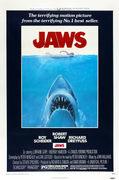 Jaws 1975 Original Movie Poster