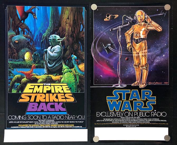 Star Wars NPR Radio Drama 1981/1982