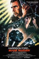 Blade Runner 1982 ROLLED