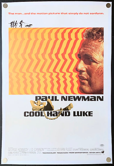 Cool Hand Luke 1967 – SOLD