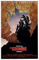 "The Goonies 1985 ""Treasure Map Style"""