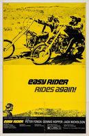 Easy Rider R1972 Linen Backed