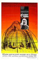 Planet of the Apes 1968 LINEN BACKED