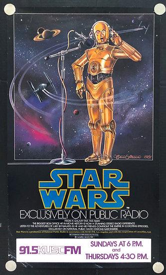 Star Wars NPR 1981