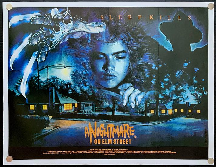 A Nightmare on Elm Street - Rare - SOLD