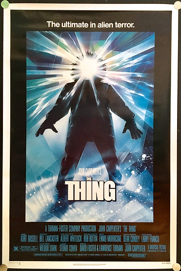 The Thing 1982 - SOLD
