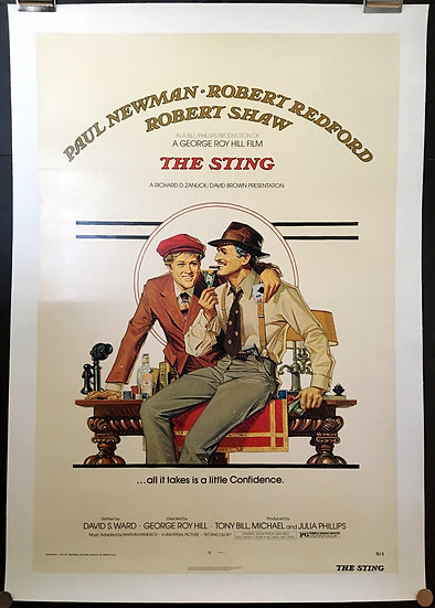 The Sting 1974 - SOLD