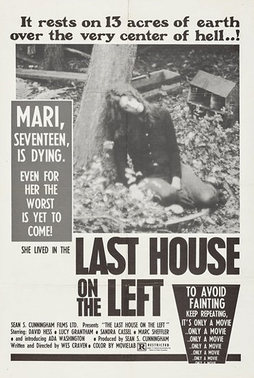 Last House on the Left 1972