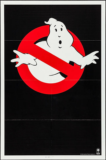 Ghostbusters 1984 - SOLD