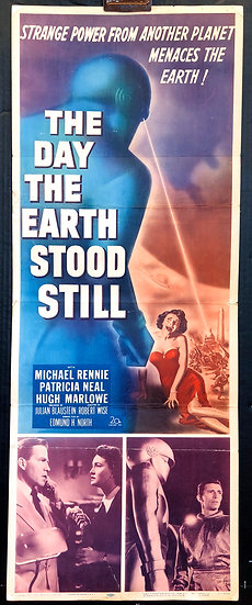 The Day the Earth Stood Still 1951 - SOLD