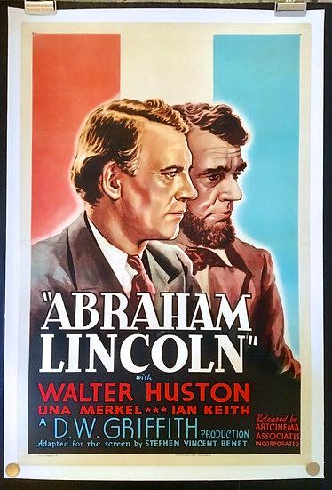 Abraham Lincoln R-1937