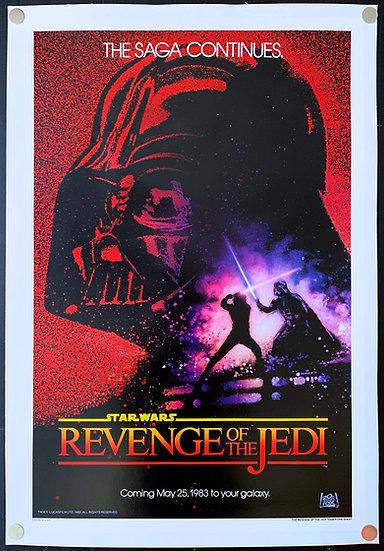 Revenge of the Jedi 1982