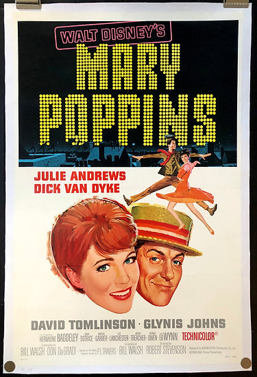 Mary Poppins 1964 - SOLD