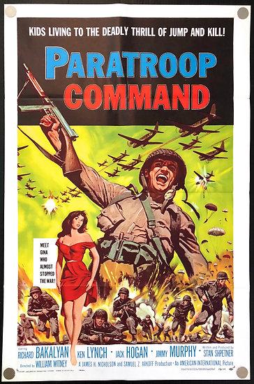 Paratroop Command 1959