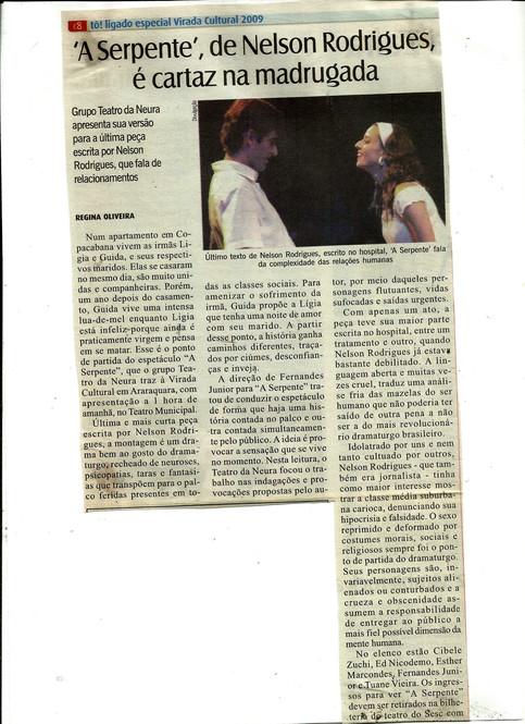 Virada Cultural 2009 - Araraquara