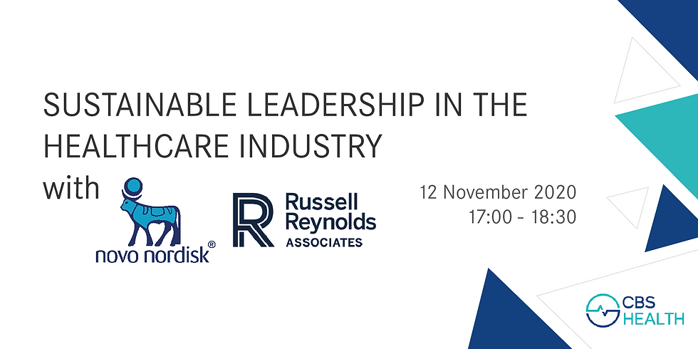 Sustainable Leadership in the Healthcare Industry