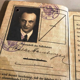 Pasaporte Walter Hamburger