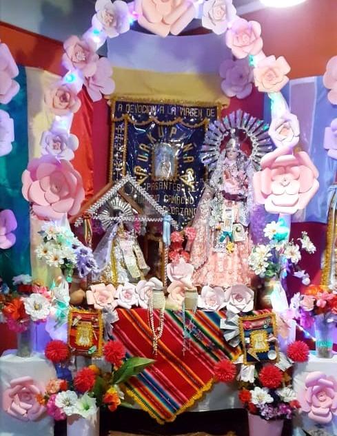 Virgen de Urukupiña