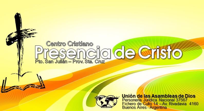 PRESENCIA DE CRISTO
