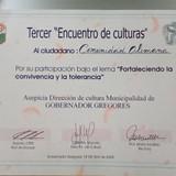 Certificado Colectividad Alemana