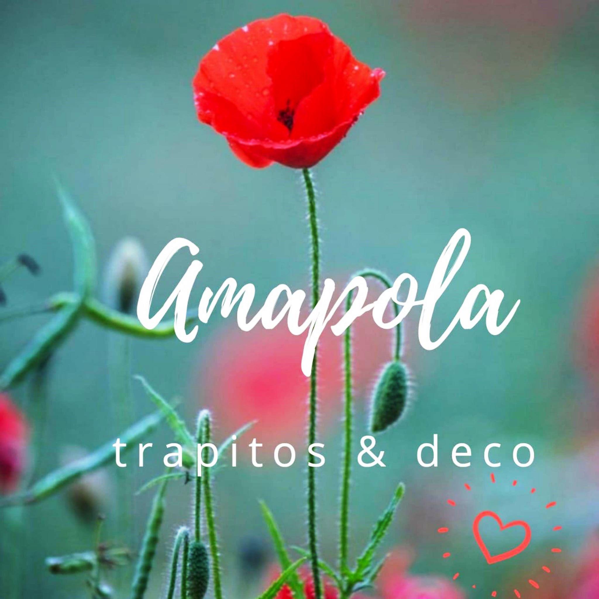 amapola Logo - Maria Jimena Zeballos Sua
