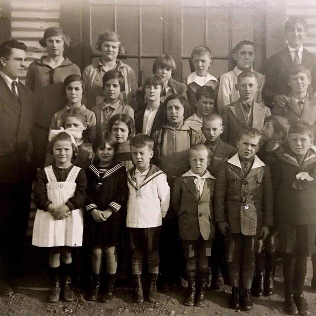 Alumnos Escuela Alemana