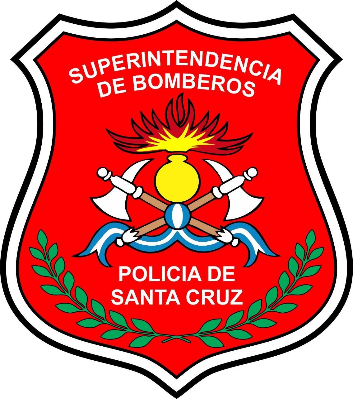 ESCUDO SUPERINTENDENCIA DE BOMBEROS