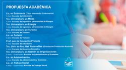 Propuesta Académica