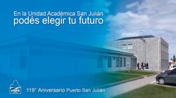 Portal Unidad Académica San Julián