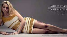 "The Salvation Army Put A Model In ""The Dress"" For A Domestic Violence Advert"