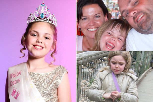 Asperger's diagnosis saved Charlie's life: 'Daughter slashed wrists at 7 - now she's beauty queen'