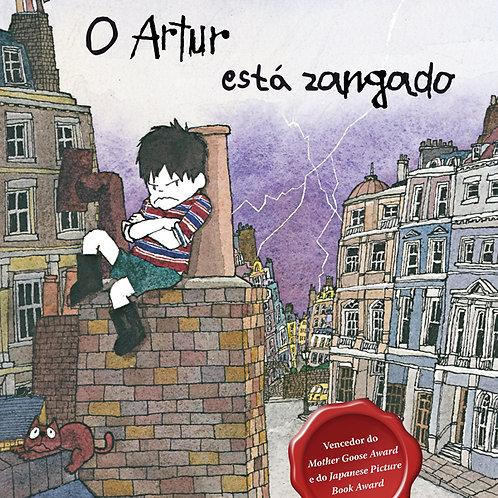 O Artur está zangado: Livro de histórias