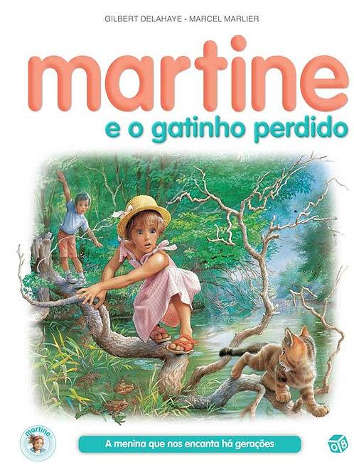 Martine e o gatinho perdido: Livro de histórias