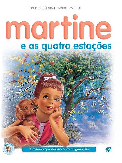 Martine - Livro de histórias: Martine e as quatro estações