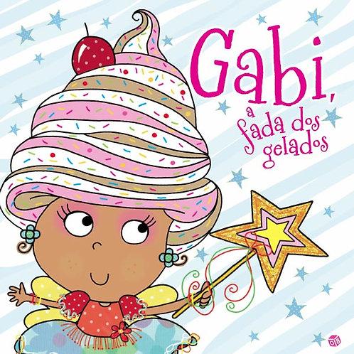 Gabi, a fada dos gelados - Livro de histórias