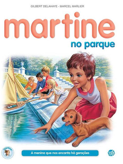 Martine no parque: Livro de histórias
