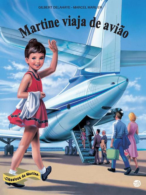 Martine Clássicos - Martine viaja de avião: Livro de histórias
