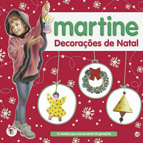 Martine Decorações de Natal: Livro de atividades