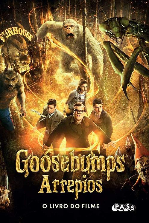 Goosebumps: Arrepios - O Livro do Filme