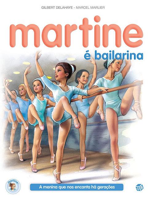 Martine - Livro de histórias: Martine é bailarina