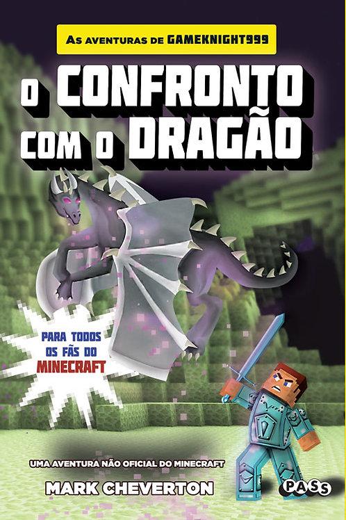 O confronto com o dragão - Uma aventura Minecraft não oficial
