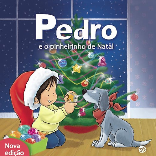 Pedro e o pinheirinho de Natal
